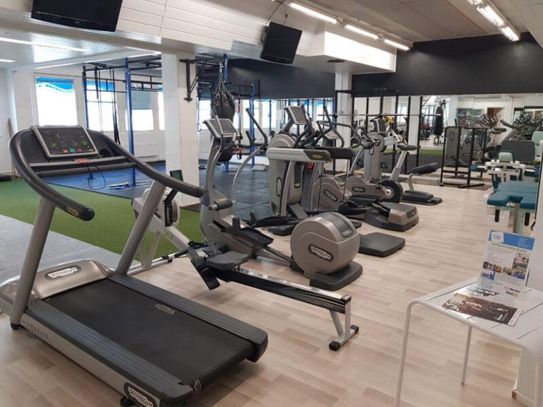 Toiminnallinen tila ja aerobiset laitteet